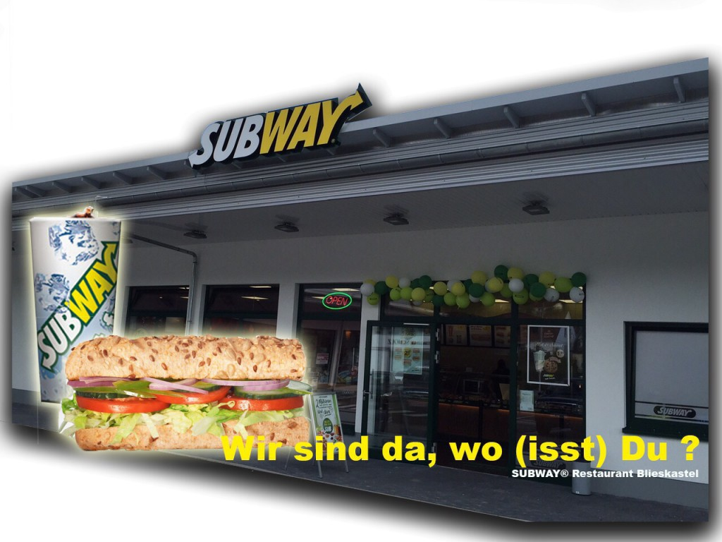 Subway Blieskastel