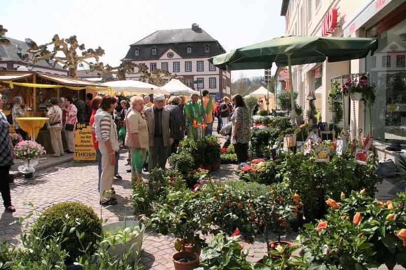 Blumenmarkt-Blieskastel