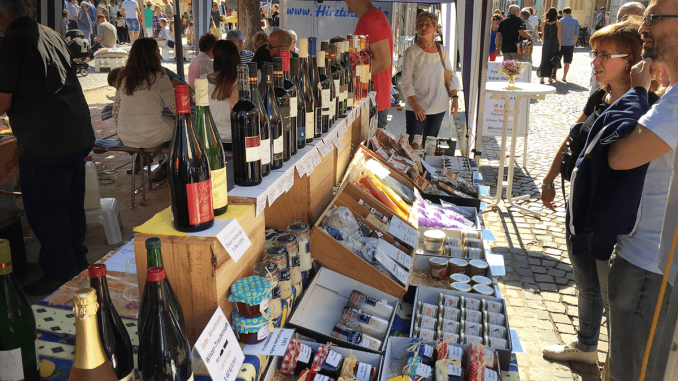 Cittaslow-Markt 2016
