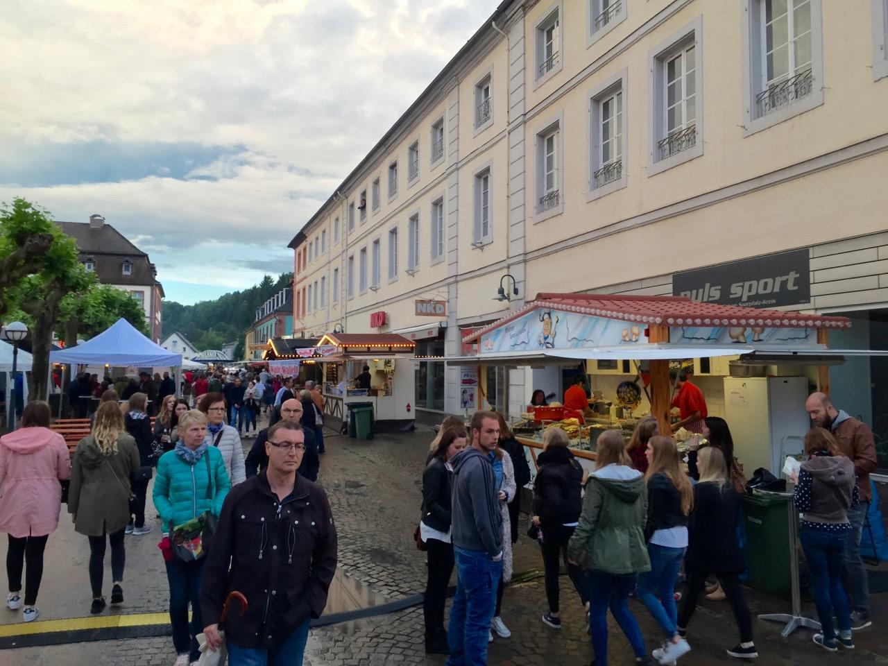 Altstadtfest Blieskastel