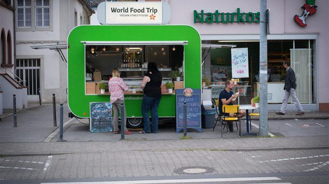 World Food Trip Vegan Streetfood