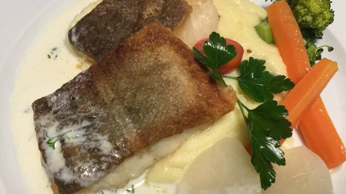 Die Metz - Fischgericht