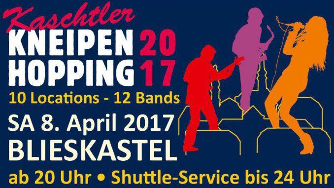 Blieskasteler Kneipen Hopping 2017