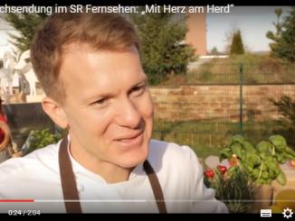 Kochsendung mit Herz am Herd mit Cliff Hämmerle