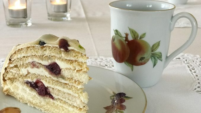 Prinzess-Torte - ein Highlight bei Café Kuhn