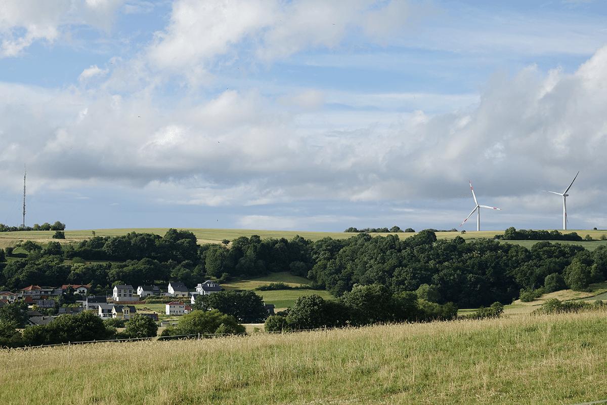 Windräder und Lärmbelästigung